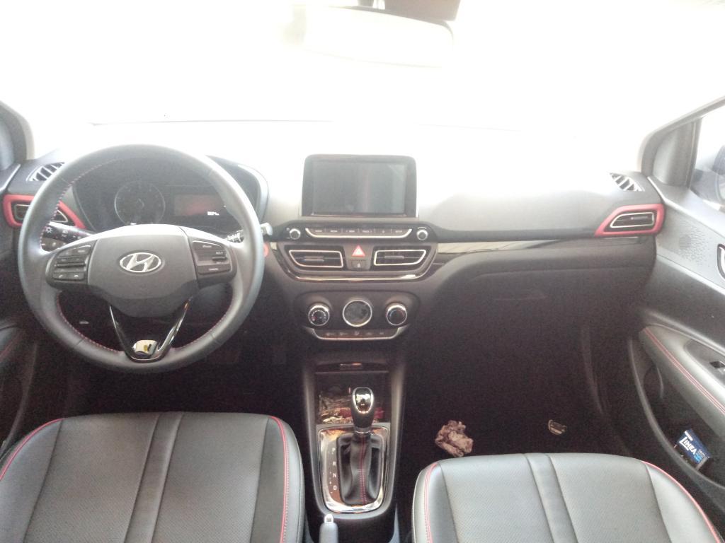 HYUNDAI HB 20 Hatch X 1.6 16V 4P FLEX DIAMOND AUTOMÁTICO, Foto 5