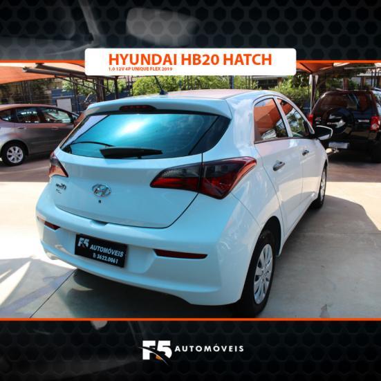 HYUNDAI HB 20 Hatch 1.0 12V 4P UNIQUE FLEX, Foto 7
