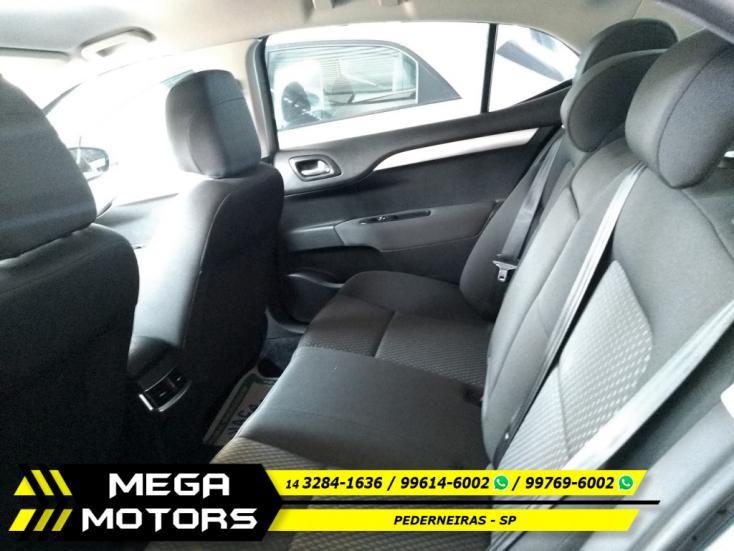 CITROEN C4 Sedan 2.0 16V 4P FLEX LOUNGE TENDANCE AUTOMÁTICO, Foto 4