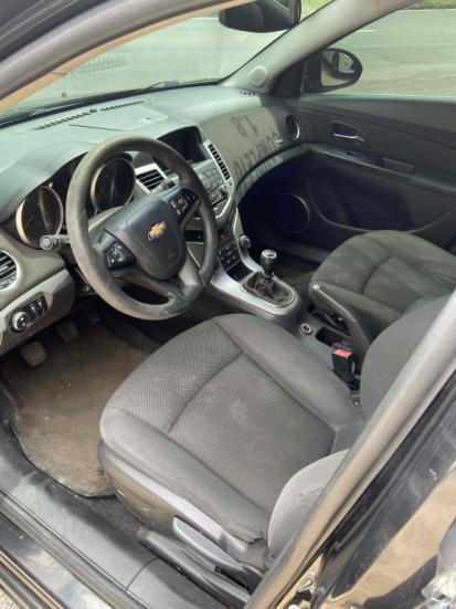 CHEVROLET Cruze Sedan 1.8 16V 4P LT ECOTEC FLEX, Foto 8