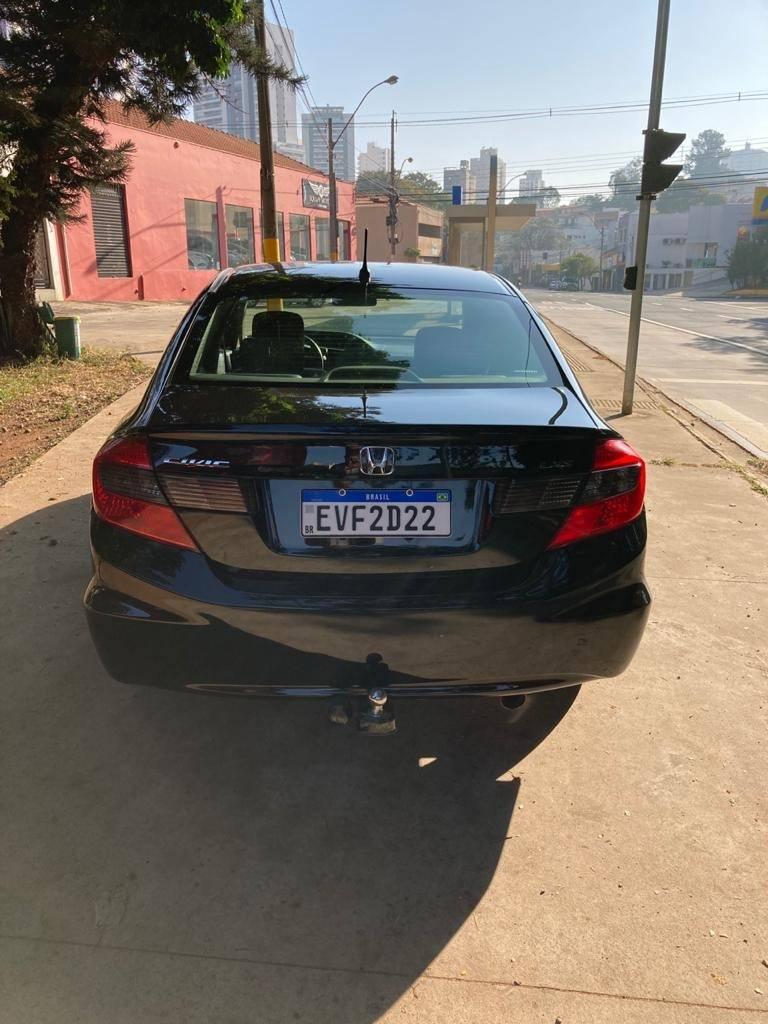 HONDA Civic 1.8 16V 4P FLEX LXS AUTOMÁTICO, Foto 6
