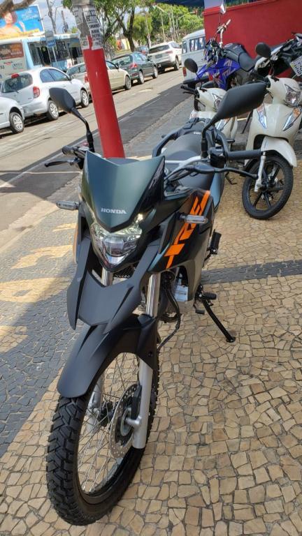 HONDA XRE 300 FLEX, Foto 6