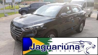 HYUNDAI Tucson 1.6 16V 4P T-GDI GLS ECOSHIFT AUTOMÁTICO