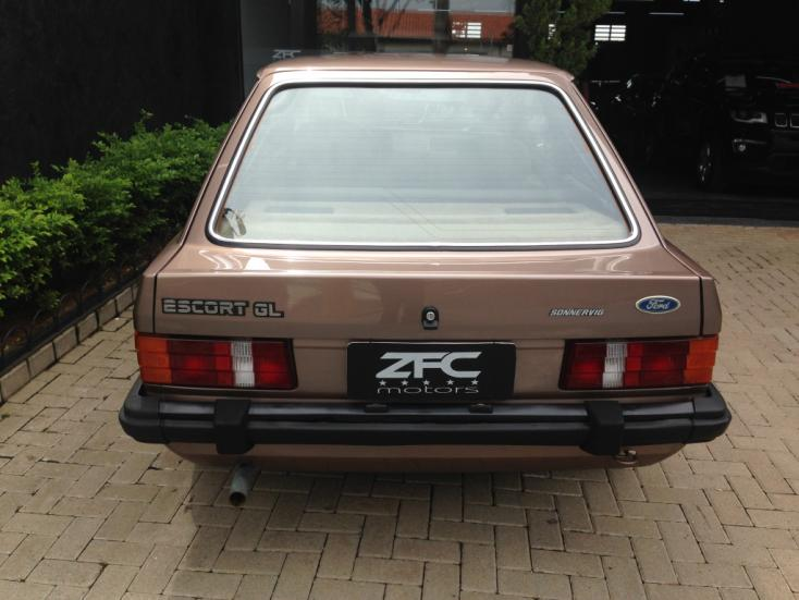 FORD Escort 1.6 GL, Foto 8