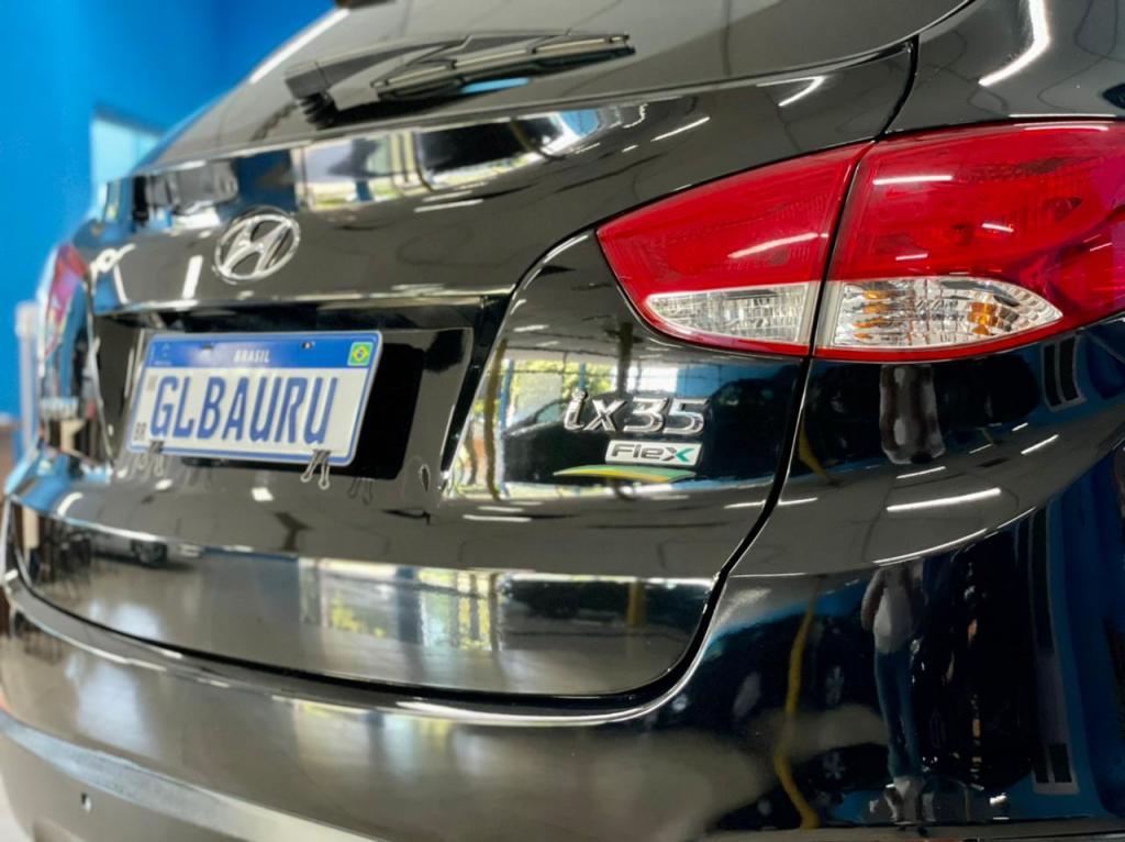 HYUNDAI IX35 2.0 16V 4P GLS FLEX AUTOMÁTICO, Foto 18