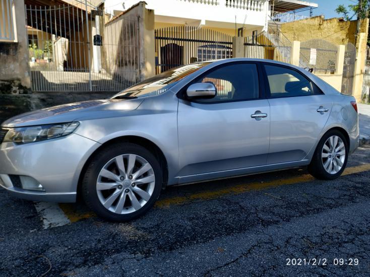 KIA Cerato Sedan 1.6 16V 4P SX3 AUTOMÁTICO, Foto 6