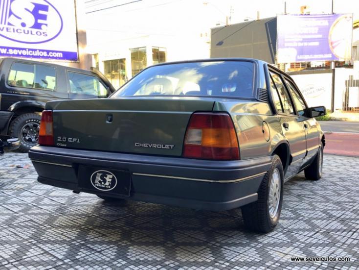 CHEVROLET Monza Sedan 2.0 4P EFI SL/E, Foto 14