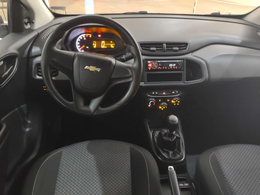 CHEVROLET Onix Sedan 1.0 4P FLEX PLUS JOY BLACK, Foto 9