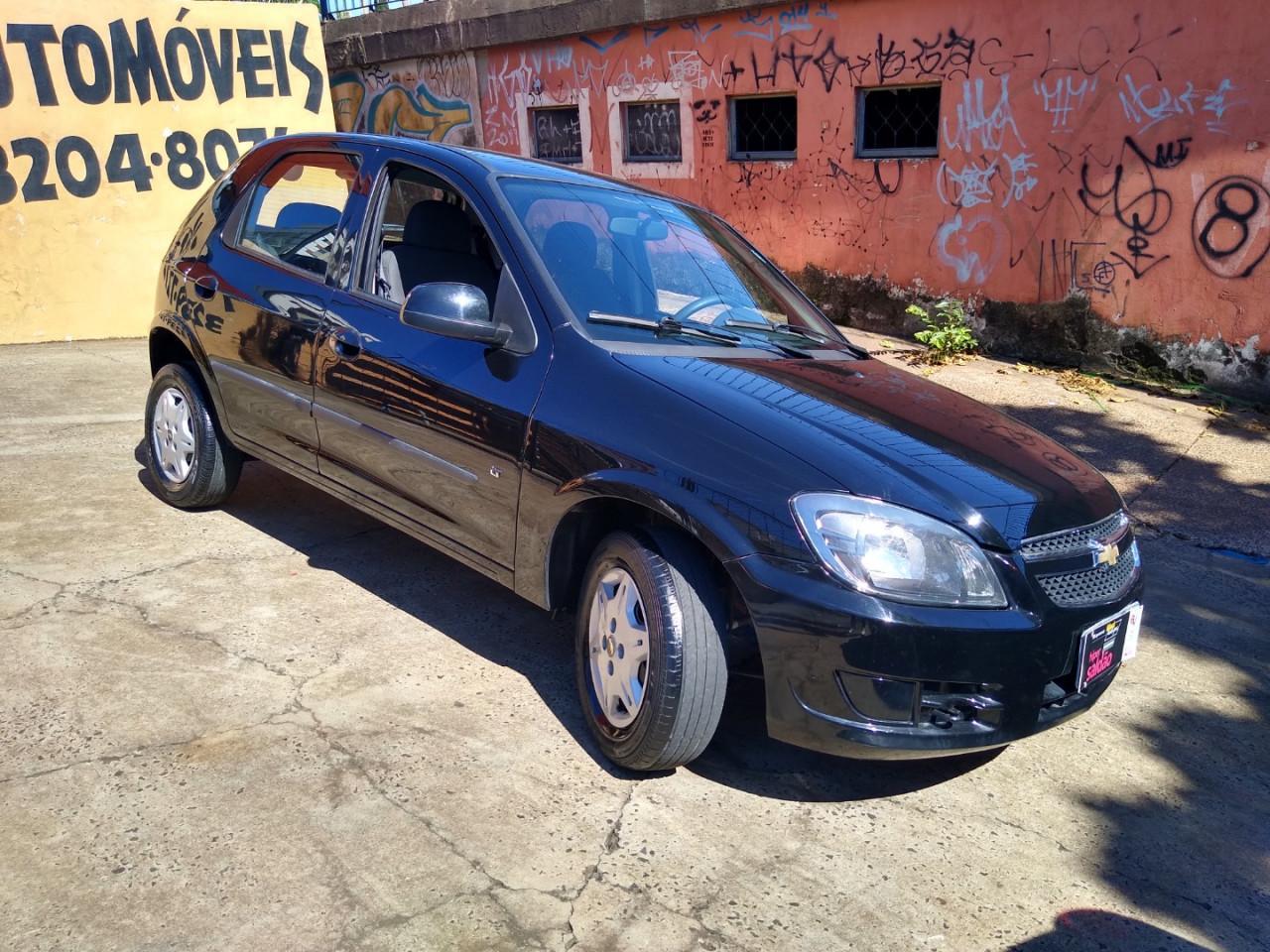CHEVROLET Celta 1.0 4P LT VHCE FLEX, Foto 4