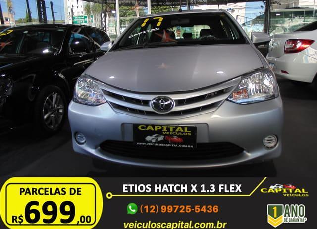 TOYOTA Etios Hatch 1.3 16V 4P FLEX, Foto 4