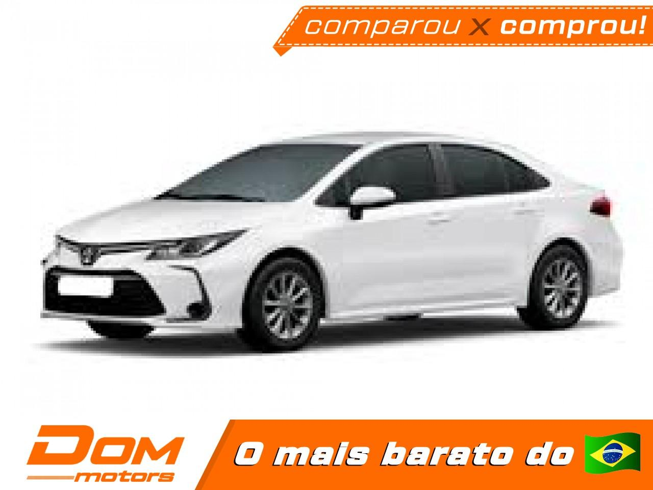 TOYOTA Corolla 2.0 16V 4P XEI FLEX AUTOMÁTICO, Foto 1