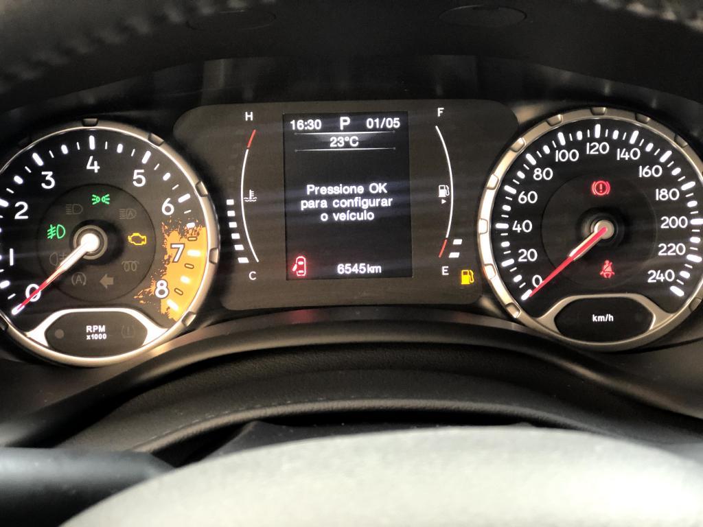 JEEP Renegade 1.8 16V 4P FLEX LONGITUDE AUTOMÁTICO, Foto 14