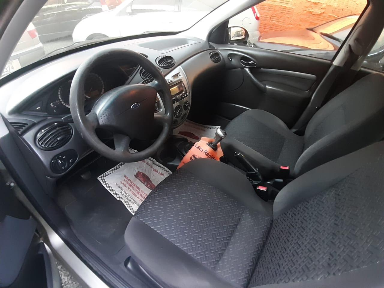 FORD Focus Sedan 1.6 S 16V 4P FLEX, Foto 6