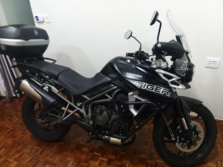 TRIUMPH Tiger 800 XRX L (LOW), Foto 2