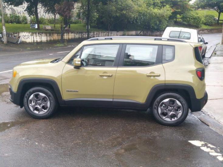 JEEP Renegade 1.8 16V 4P FLEX, Foto 9