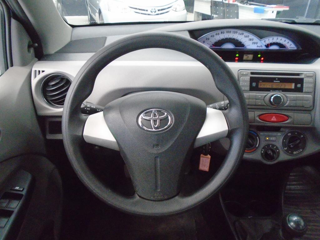 TOYOTA Etios Hatch 1.3 16V 4P FLEX XS, Foto 11