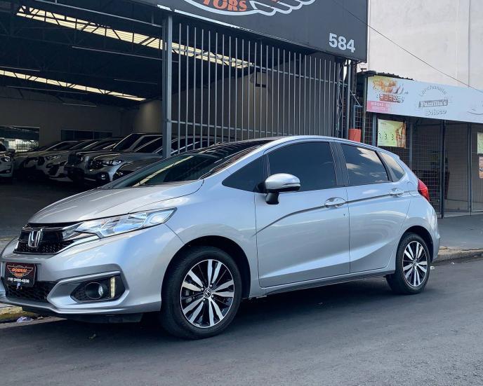 HONDA Fit 1.5 16V 4P EX FLEX AUTOMÁTICO, Foto 4