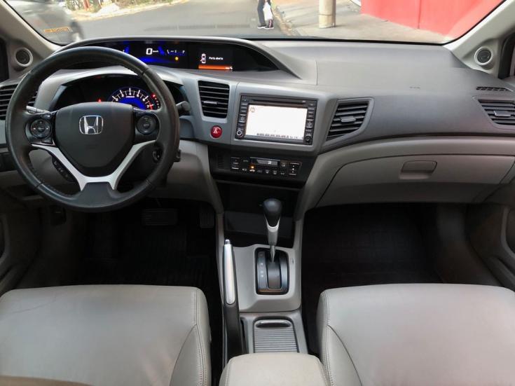 HONDA Civic 2.0 16V 4P FLEX EXR AUTOMÁTICO, Foto 3