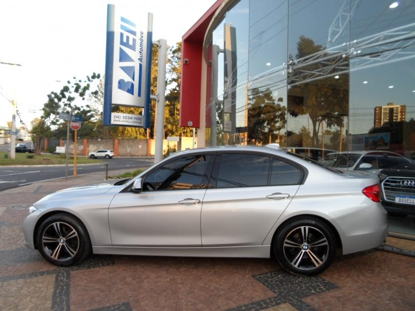 BMW 320I 2.0 16V 4P SPORT TURBO ACTIVE FLEX AUTOMÁTICO, Foto 5