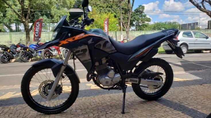 HONDA XRE 300 FLEX, Foto 2