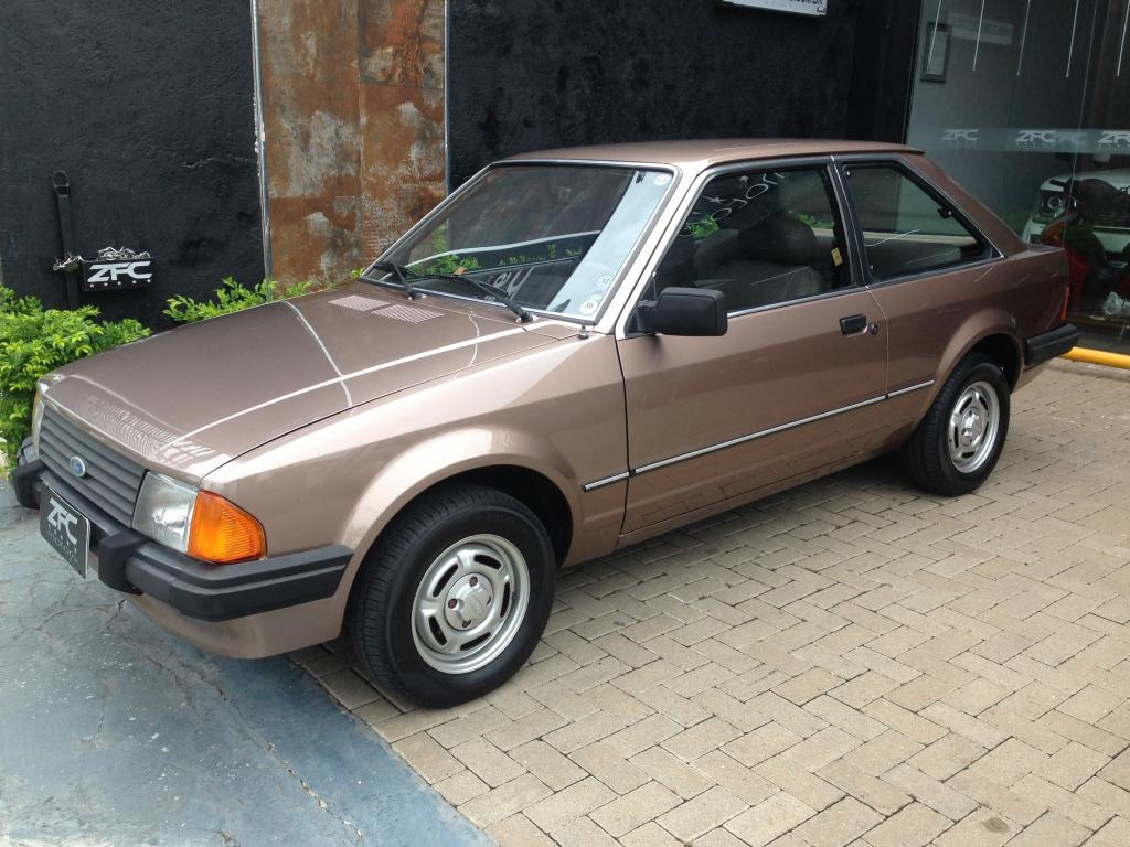 FORD Escort 1.6 GL, Foto 4