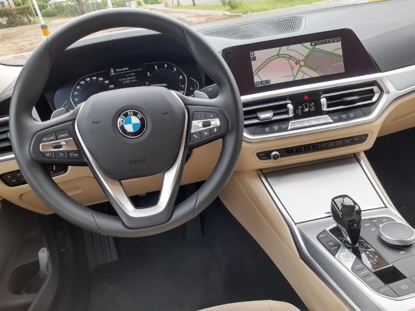 BMW 320I 2.0 16V 4P GP TURBO ACTIVE FLEX AUTOMÁTICO, Foto 12