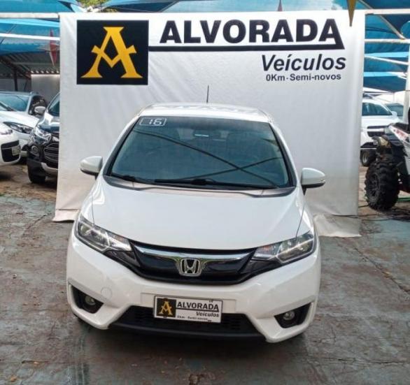 HONDA Fit 1.5 16V 4P EX AUTOMÁTICO, Foto 1
