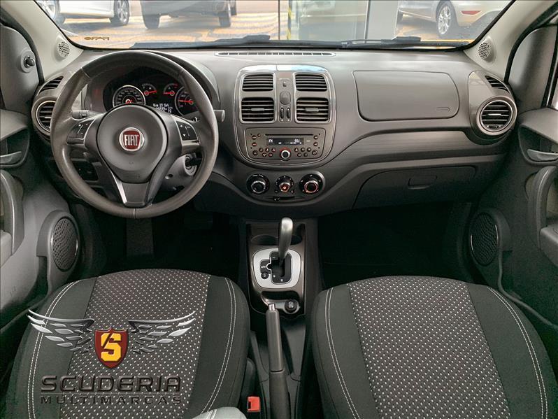 FIAT Grand Siena 1.6 16V 4P FLEX ESSENCE DUALOGIC AUTOMATIZADO, Foto 6