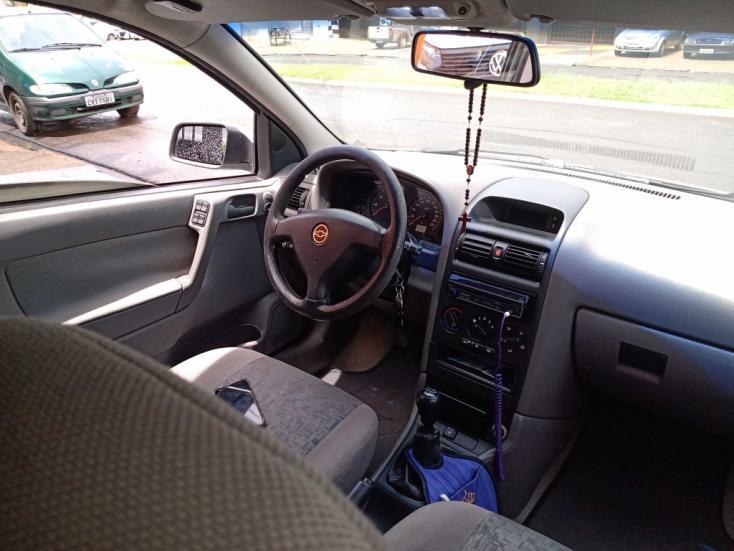 CHEVROLET Astra Sedan 1.8 4P GL ALCOOL, Foto 7