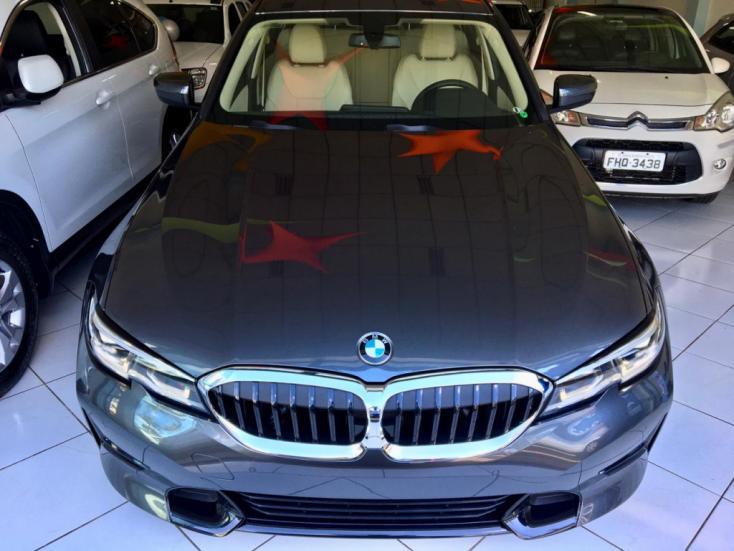 BMW 320I 2.0 16V 4P SPORT TURBO AUTOMÁTICO, Foto 4