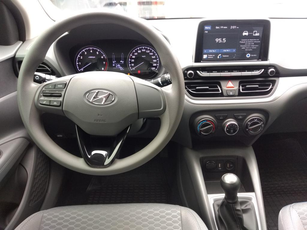 HYUNDAI HB 20 Sedan 1.6 16V 4P FLEX VISION, Foto 5