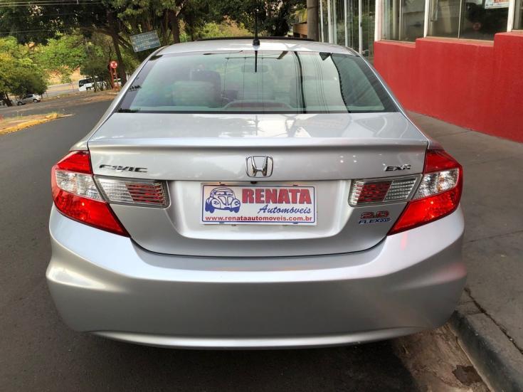 HONDA Civic 2.0 16V 4P FLEX EXR AUTOMÁTICO, Foto 5