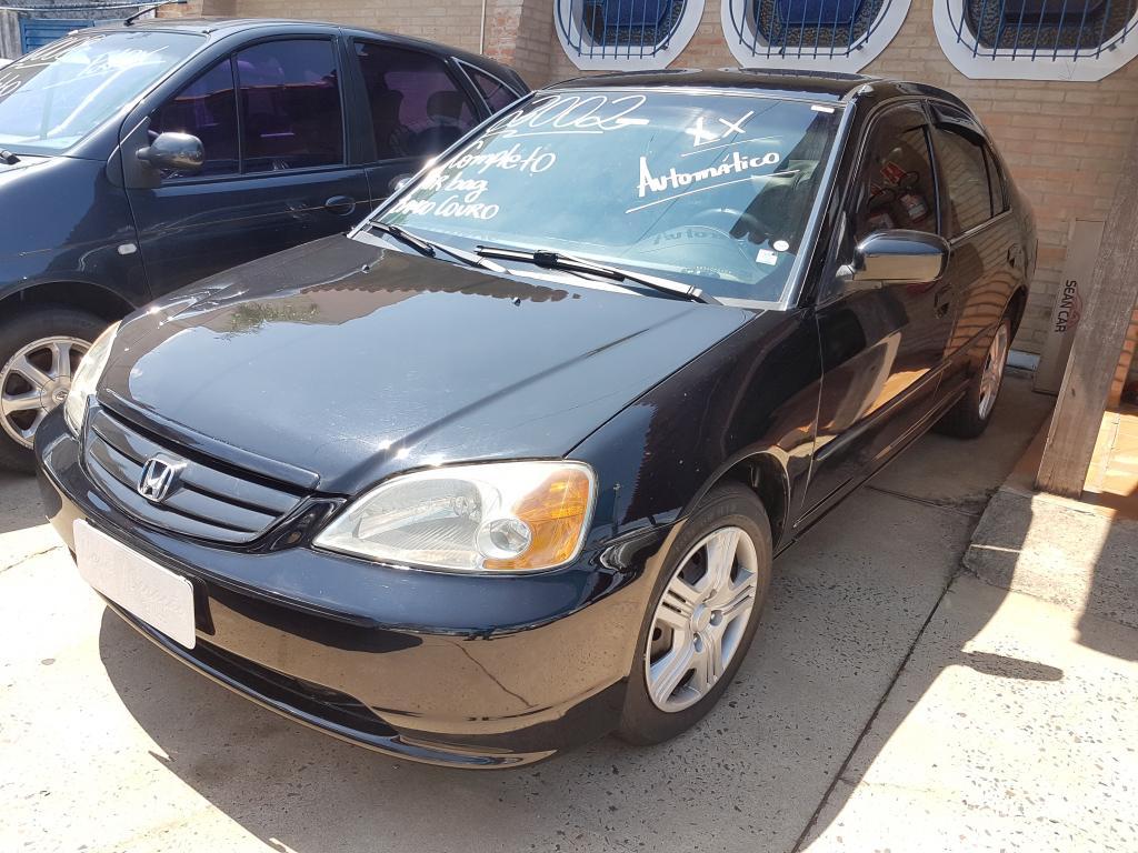 HONDA Civic 1.7 16V 4P LX AUTOMÁTICO, Foto 1