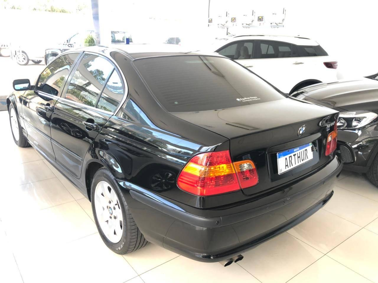 BMW 320I 2.2 16V 4P AUTOMÁTICO, Foto 4