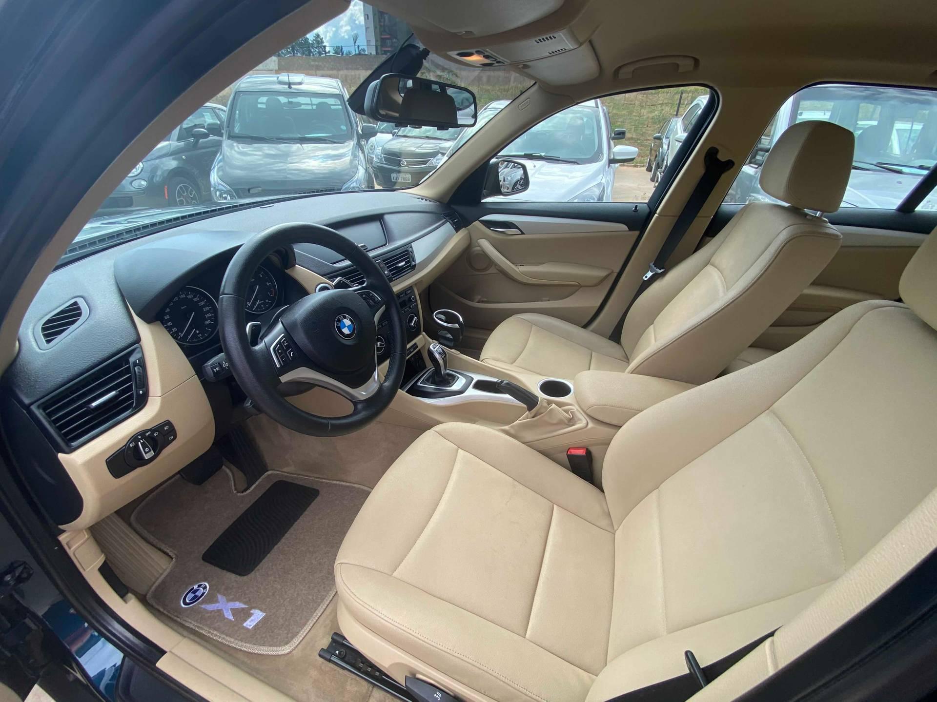 BMW X1 2.0 16V 4P S DRIVE 20I X-LINE AUTOMÁTICO, Foto 10