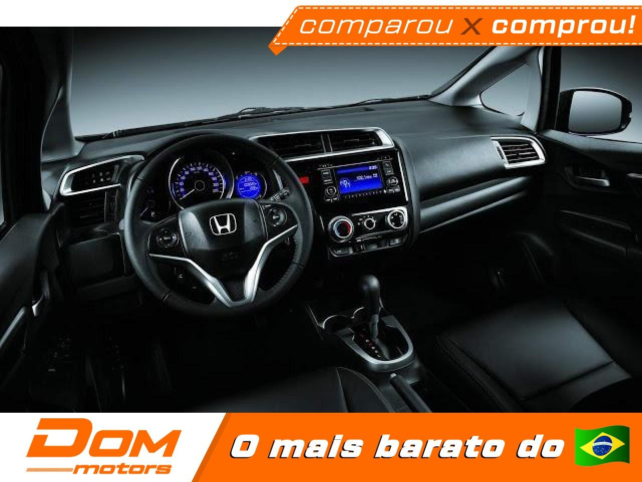 HONDA Fit 1.5 16V 4P EXL FLEX AUTOMÁTICO, Foto 2