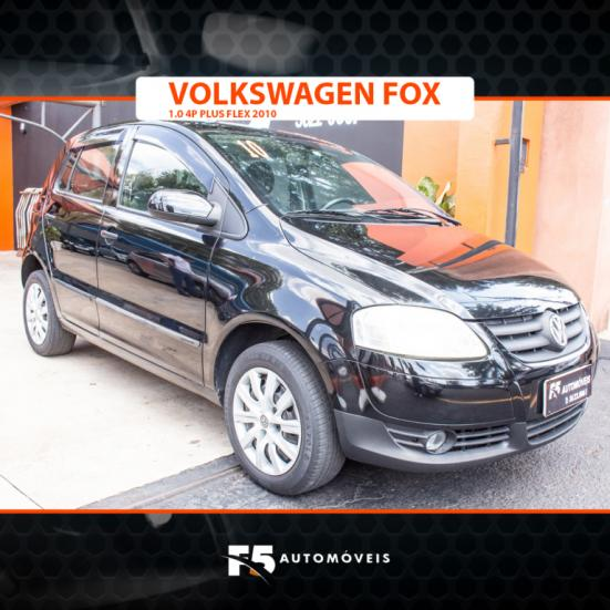 VOLKSWAGEN Fox 1.0 4P PLUS FLEX, Foto 5