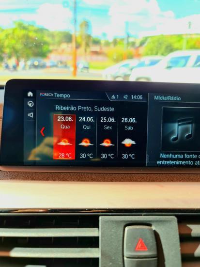 BMW 320I 2.0 16V 4P SPORT GP ACTIVE FLEX AUTOMÁTICO, Foto 10