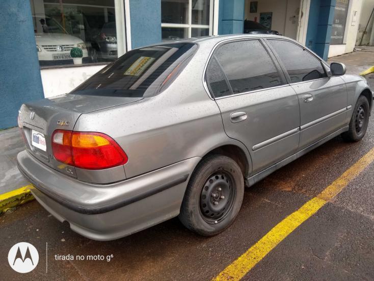 HONDA Civic 1.6 16V 4P LX AUTOMÁTICO, Foto 5