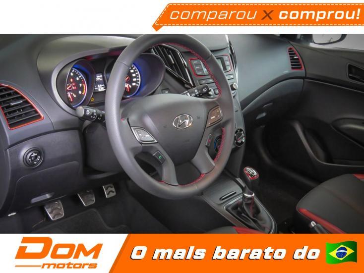 HYUNDAI HB 20 Hatch 1.6 16V 4P FLEX VISION AUTOMÁTICO, Foto 2