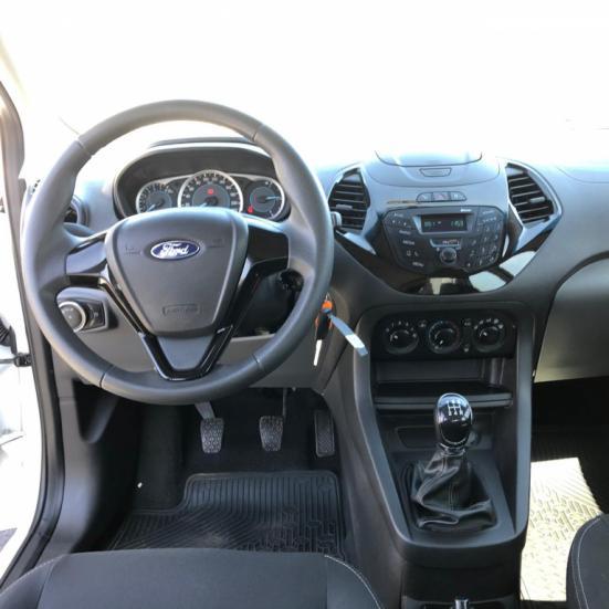 FORD Ka + Sedan 1.0 12V 4P TI-VCT SE FLEX, Foto 7