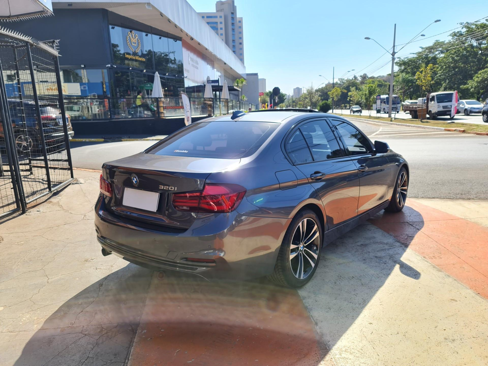 BMW 320I 2.0 16V 4P SPORT GP ACTIVE FLEX AUTOMÁTICO, Foto 4
