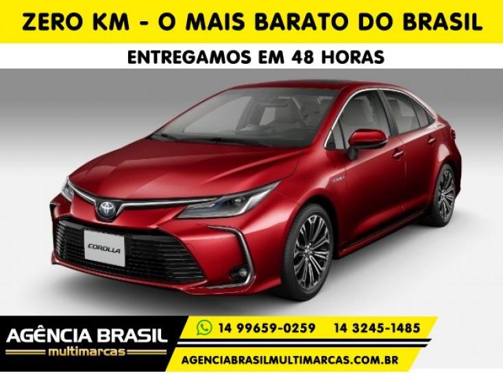 TOYOTA Corolla 1.8 16V 4P FLEX HÍBRIDO ALTIS AUTOMÁTICO CVT, Foto 1