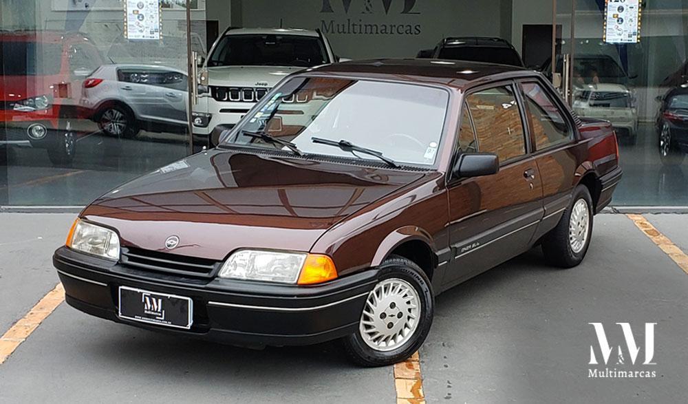 CHEVROLET Monza Sedan 2.0 4P ÁLCOOL SL/E, Foto 1