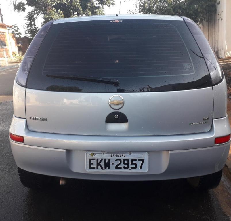 CHEVROLET Corsa Hatch 1.4 4P MAXX ECONOFLEX, Foto 4