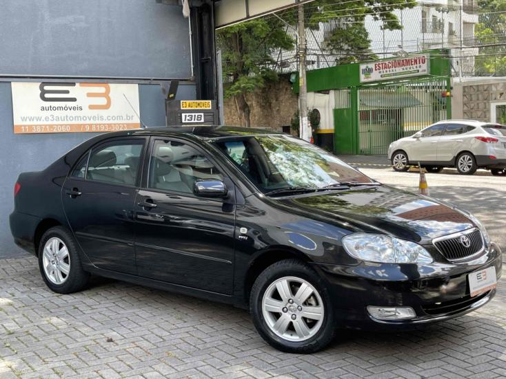 TOYOTA Corolla 1.8 16V 4P SEG AUTOMÁTICO, Foto 12