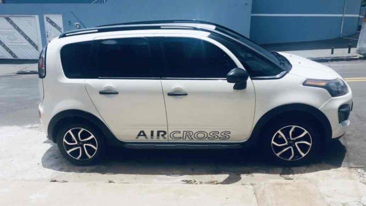CITROEN Aircross 1.6 16V 4P TENDANCE FLEX, Foto 5