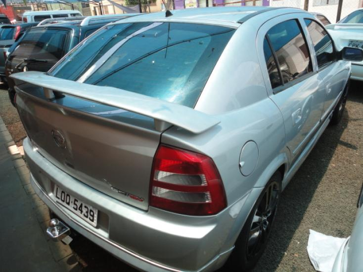 CHEVROLET Astra Hatch 2.0 16V 4P GSI, Foto 4