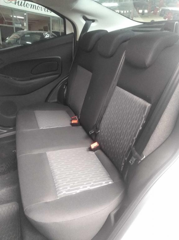 FORD Ka + Sedan 1.5 12V 4P TI-VCT SE PLUS FLEX AUTOMÁTICO, Foto 10