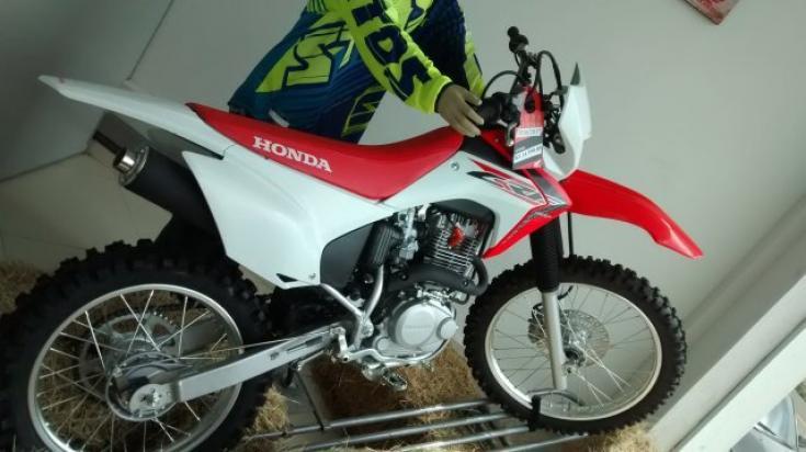 HONDA CRF 250 F, Foto 1